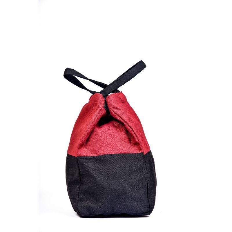 Upcycled Cotton Lunch Bag