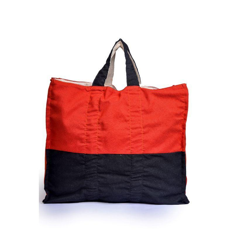 Upcycled Heavy Duty Shopping Bag