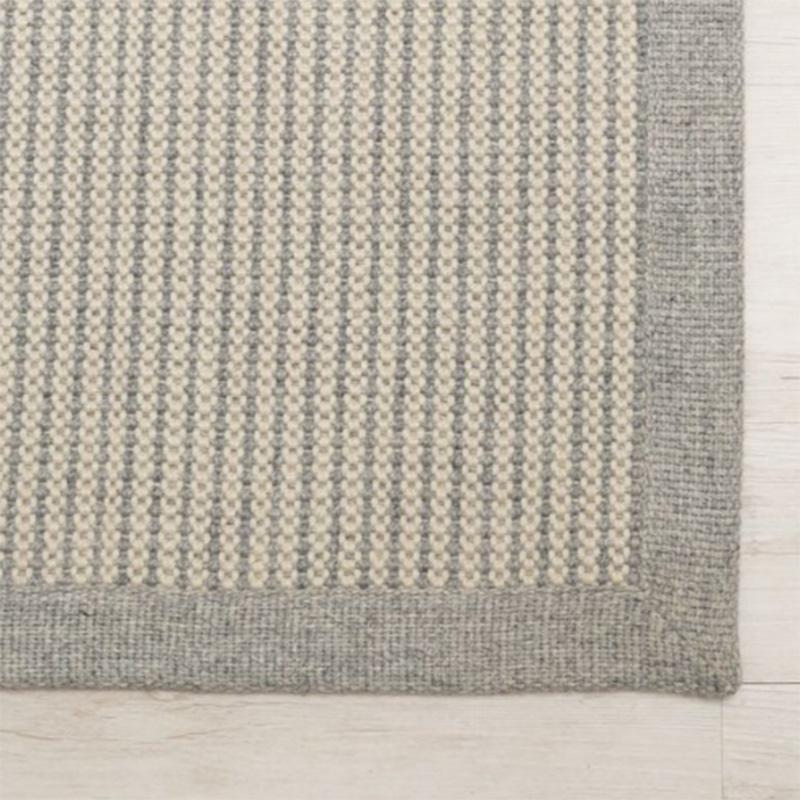 Rug Made of Recycled PET Bottles
