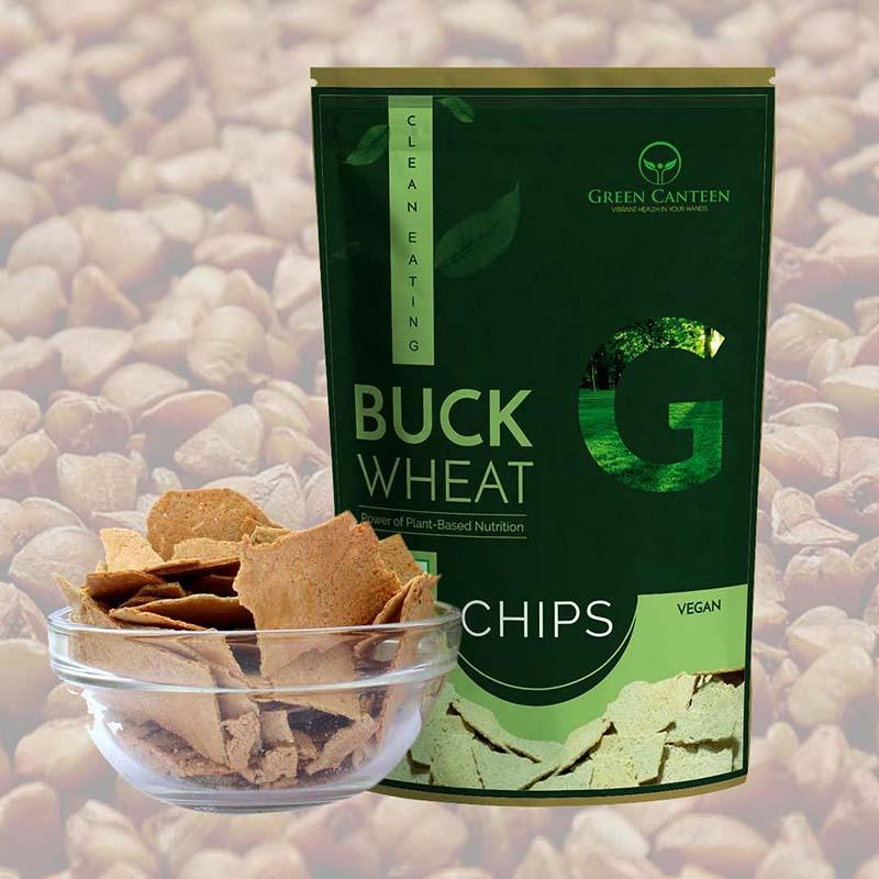 Natural Buckwheat Chips