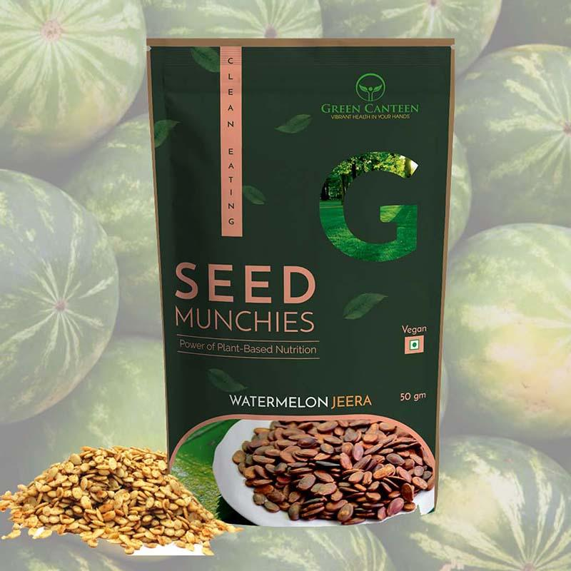 Watermelon Seeds Snack