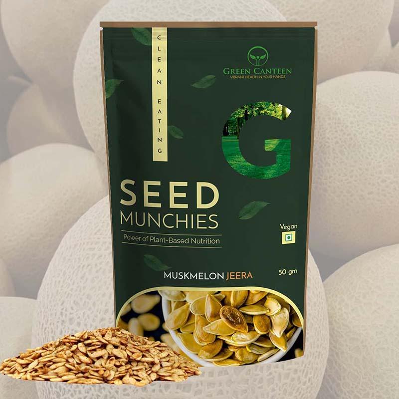 Muskmelon Seeds Snack