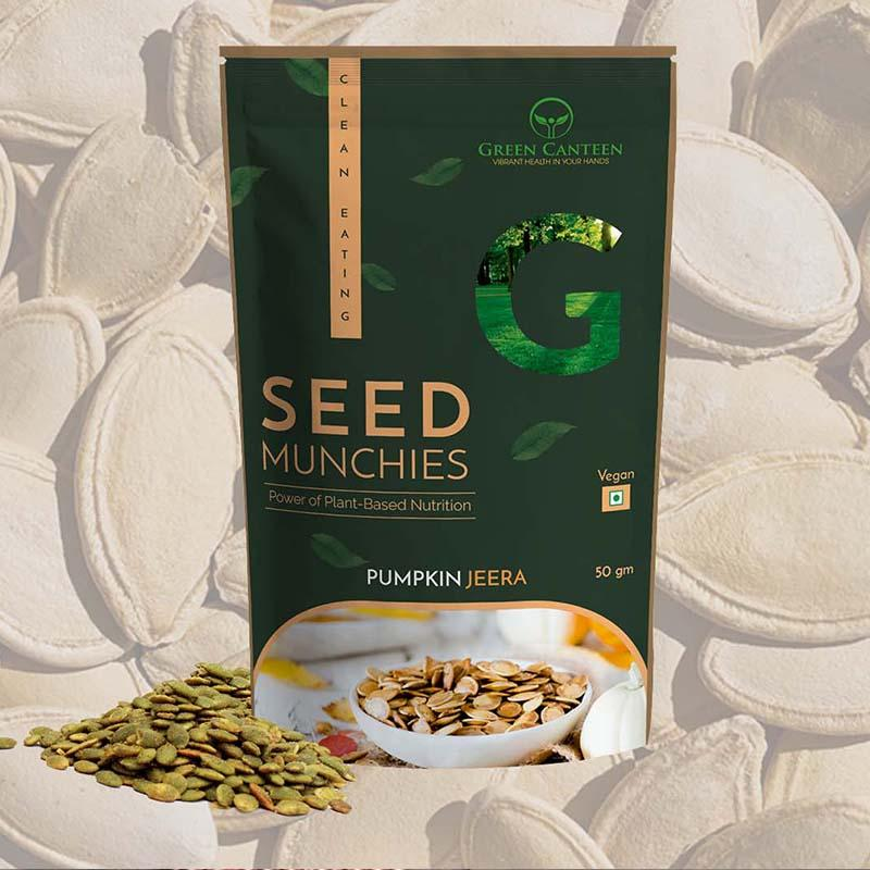 Flavoured Roasted Pumpkin Seeds