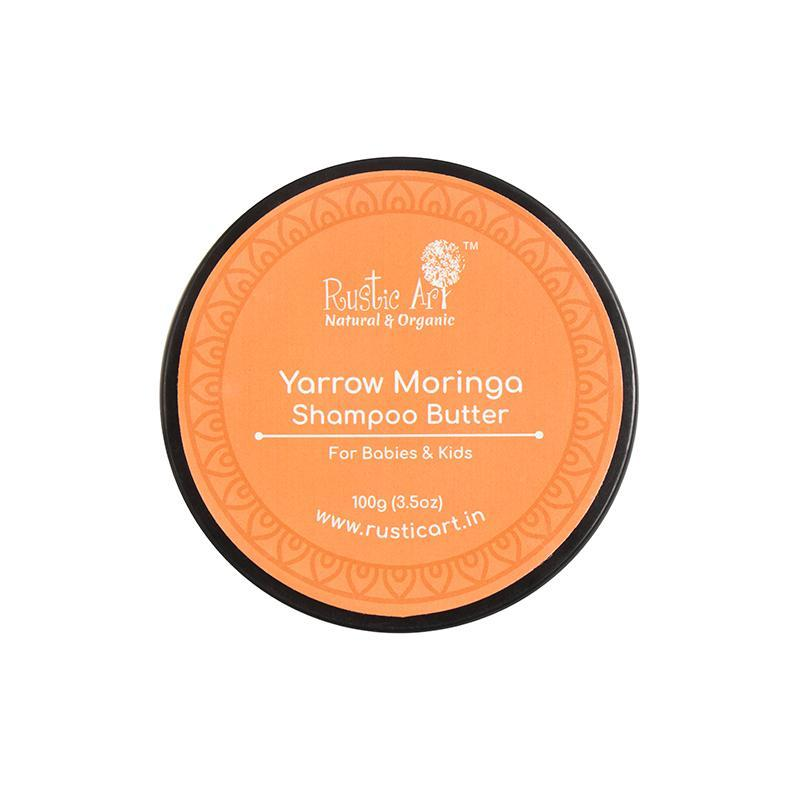Yarrow Moringa Shampoo Butter for Kids