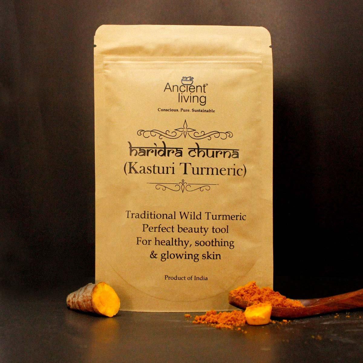 Kasthuri Turmeric Pack