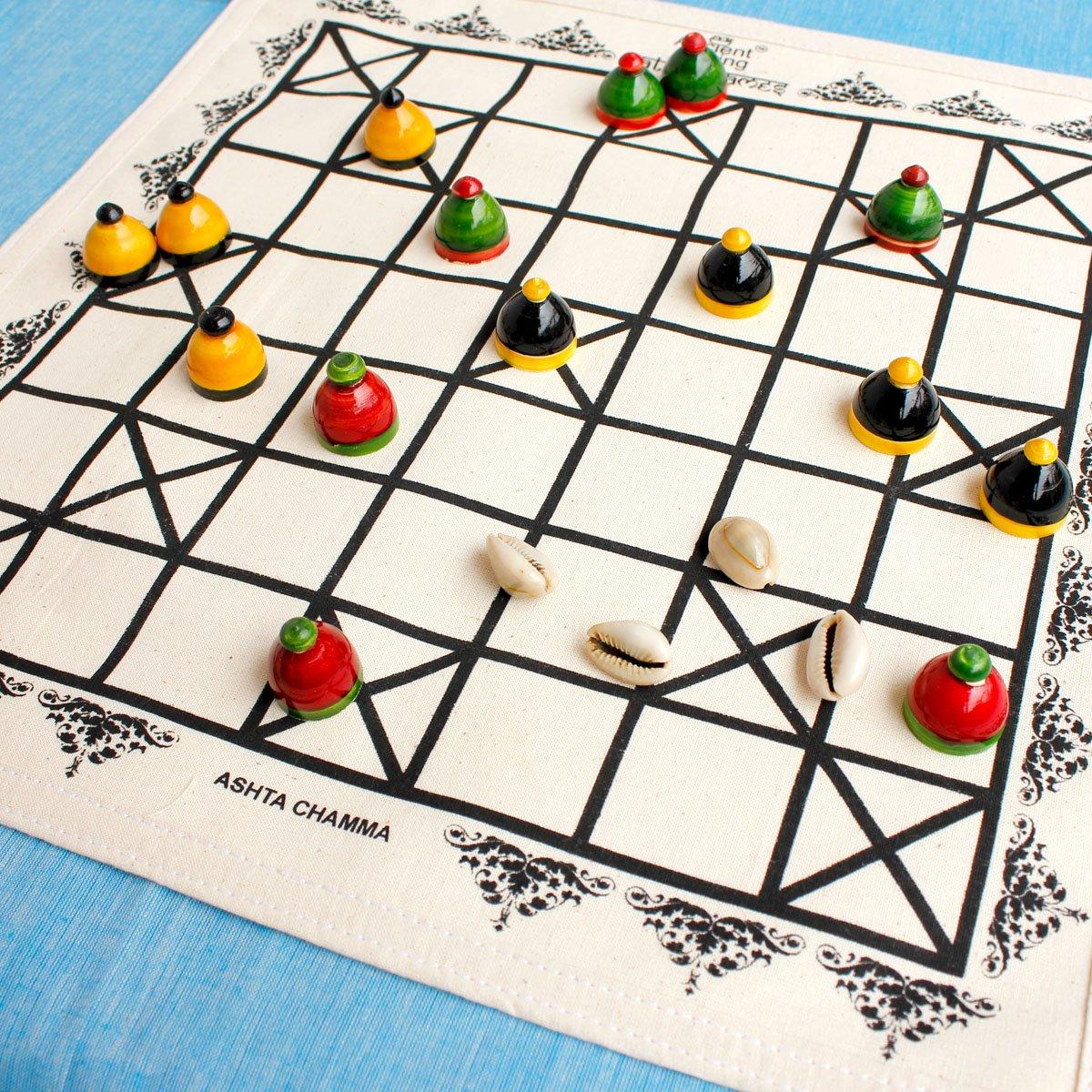 Ashta Chamma Native Game