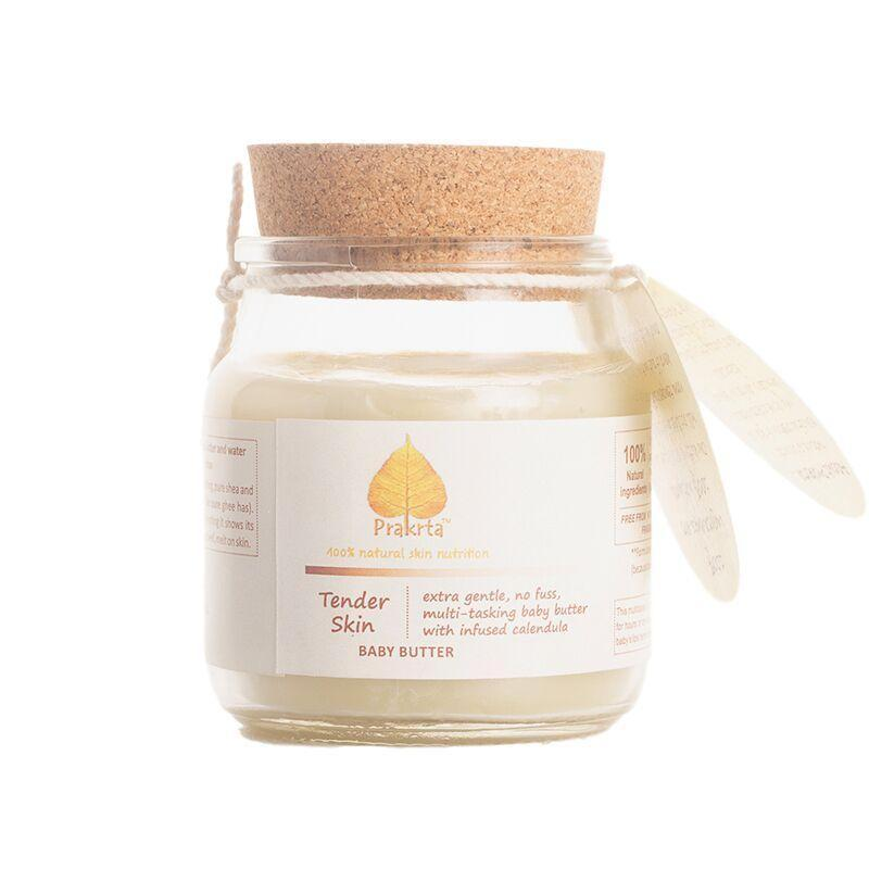 Baby Body Butter with Infused Calendula