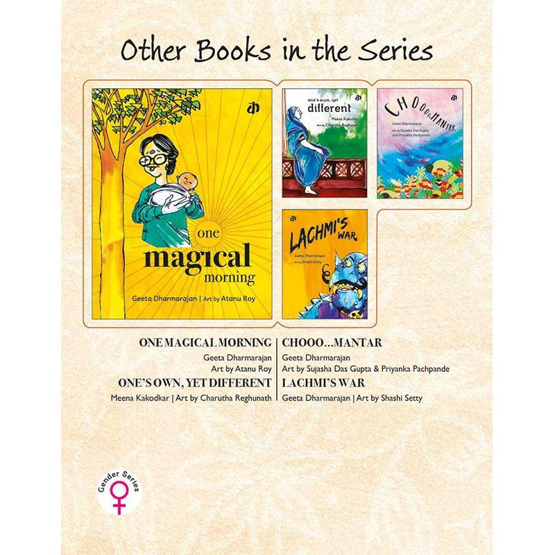 Gender Series Picture Books