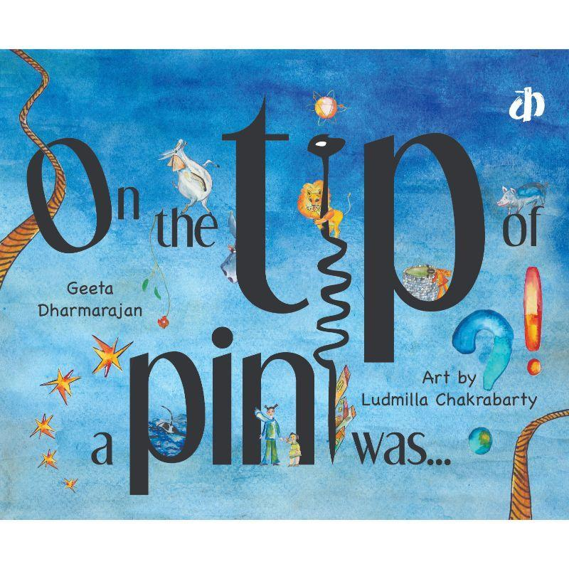 On The Tip Of A Pin Was Book