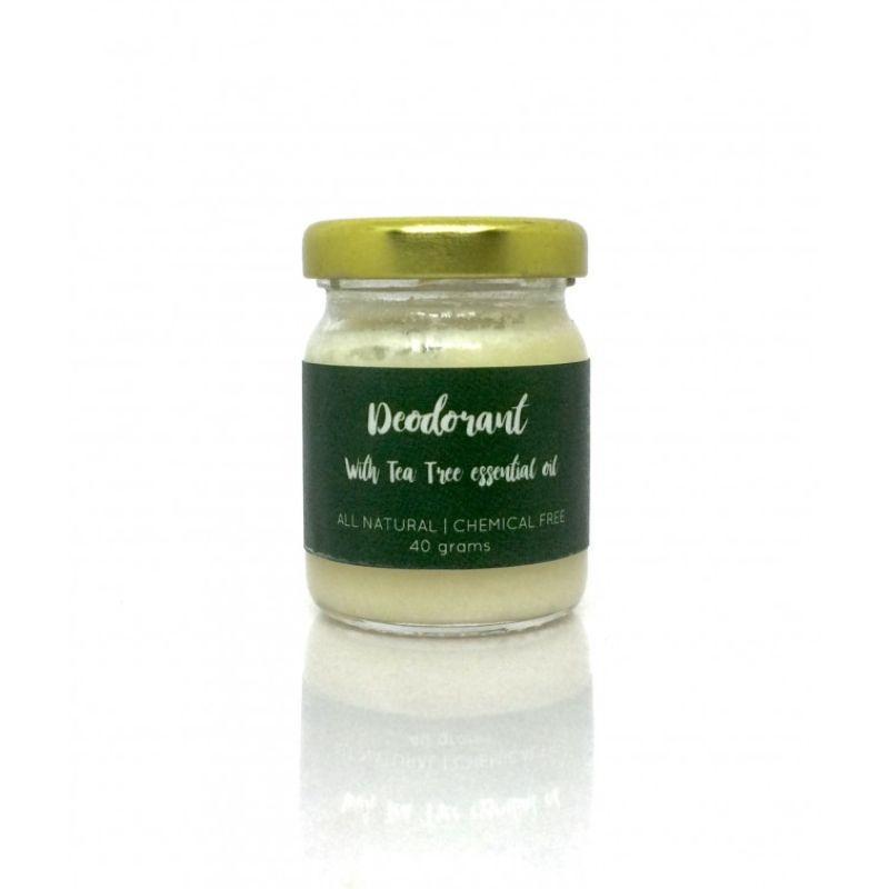 Natural Tea Tree Deodorant