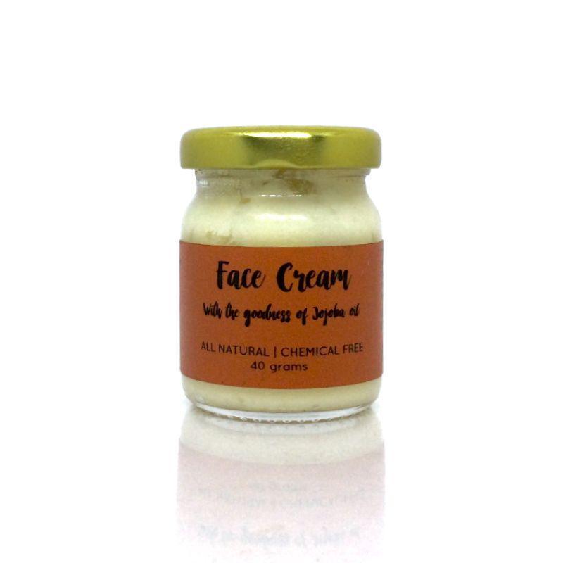 Natural Tea Tree Face Cream