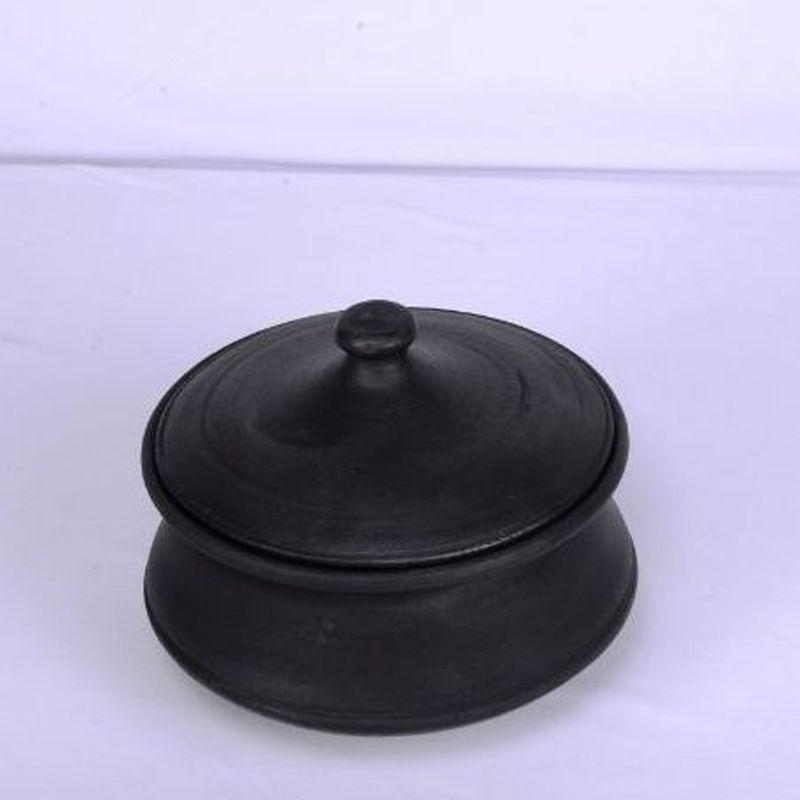 Clay Curry Pot