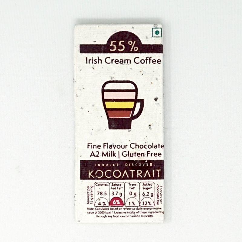 Irish Cream Dark Milk Chocolate