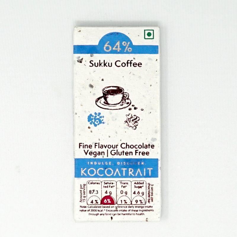 Sukku Coffee Dark Chocolate