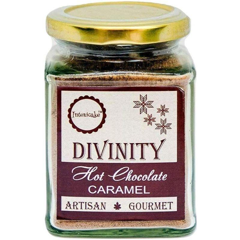 Divinity Caramel Hot Chocolate