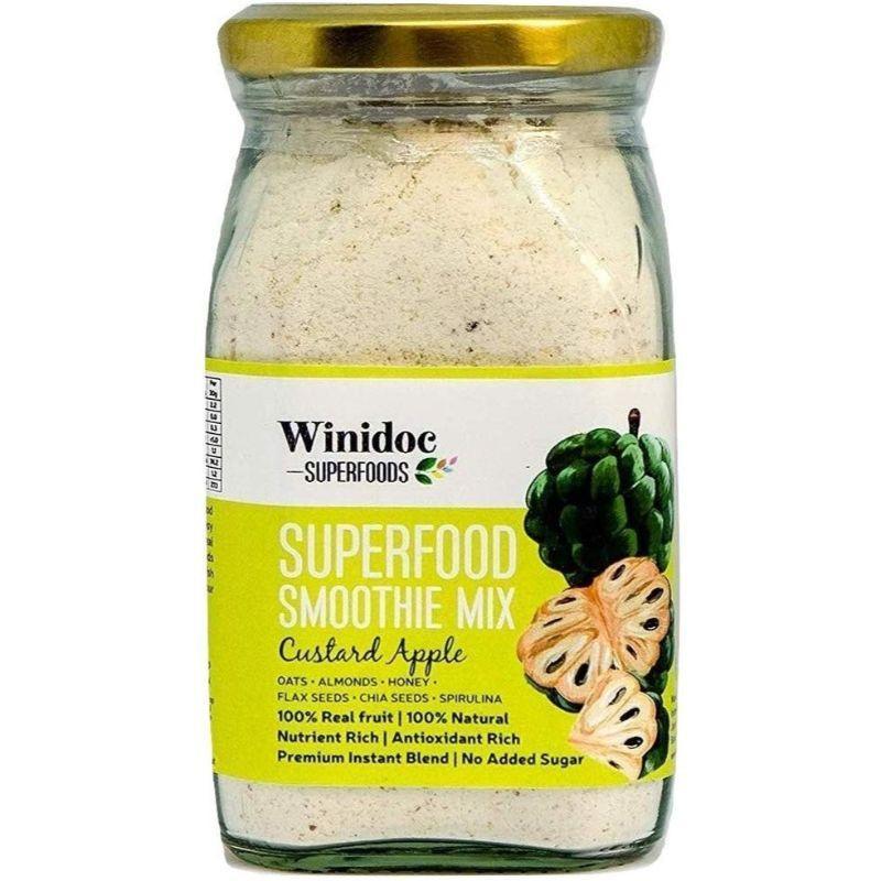 Custard Apple Smoothie Mix