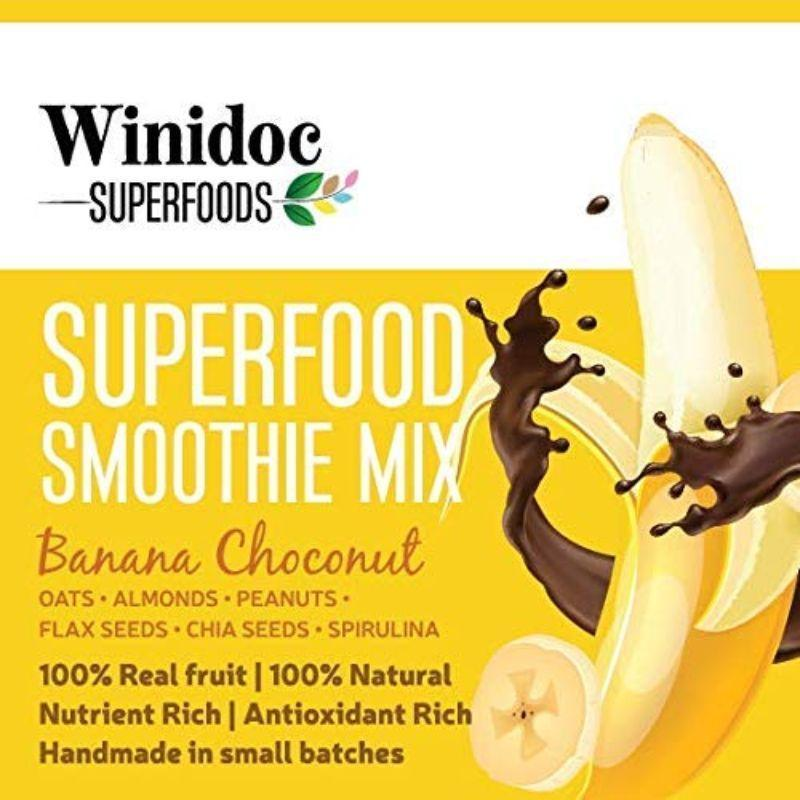 Banana Choconut Smoothie Mix