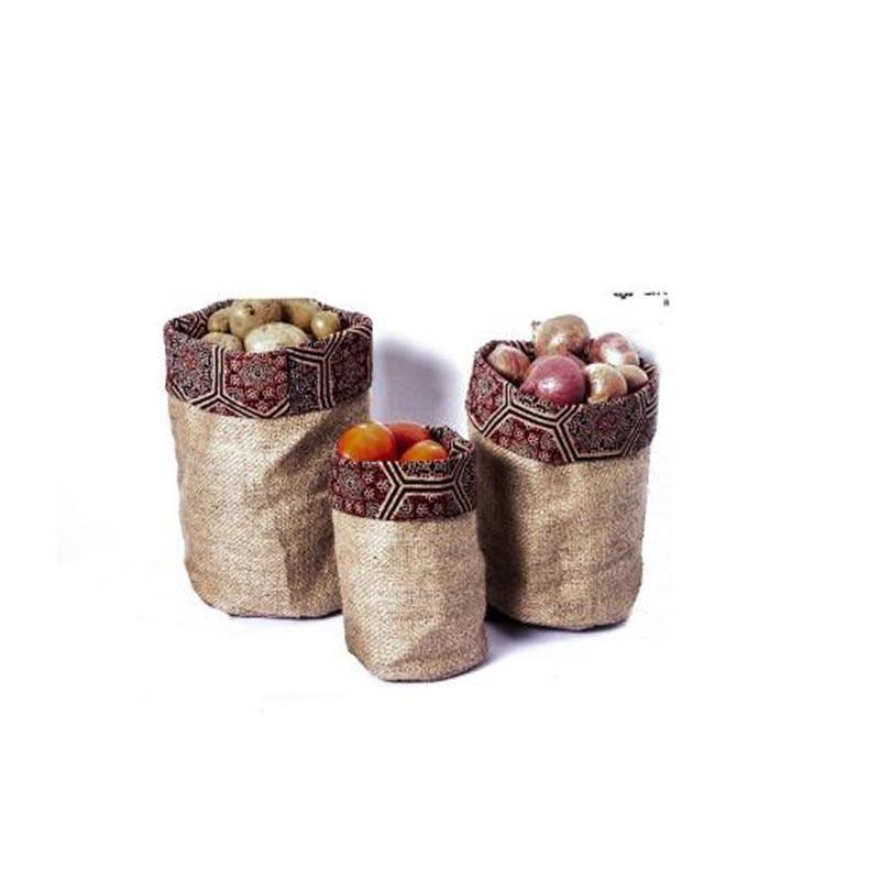 Jute Vegetable Baskets