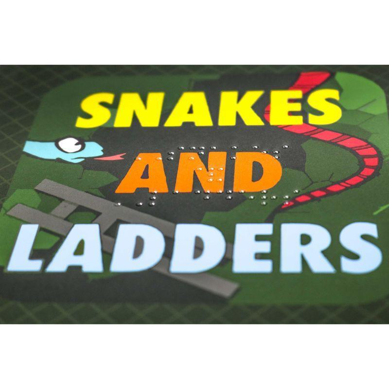 Braille Snakes & Ladders