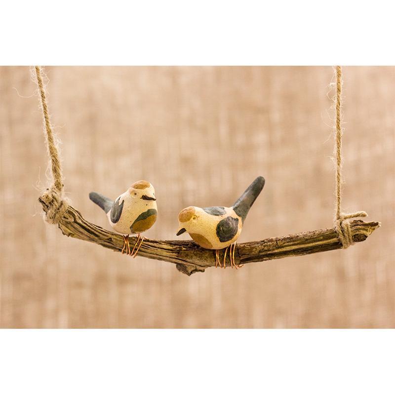 Peppy Pops- Tailor Birds
