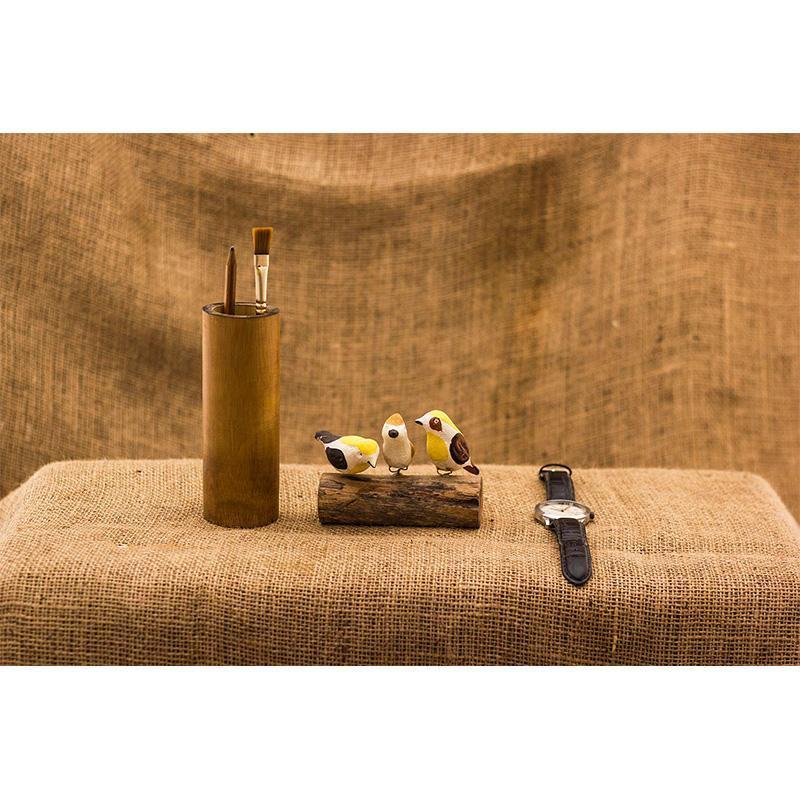 House Sparrows Decor Accent