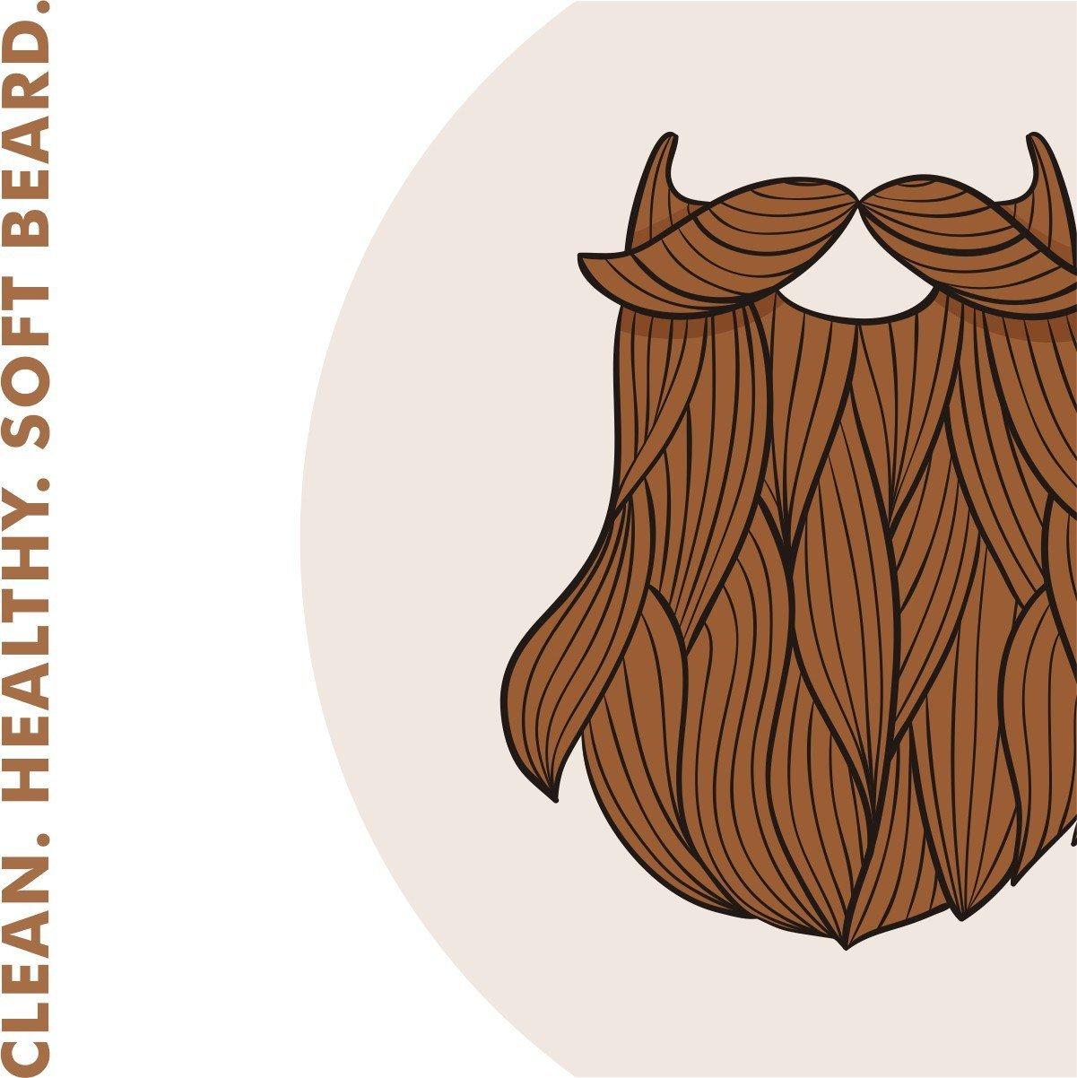 Natural Beard Balm For Men