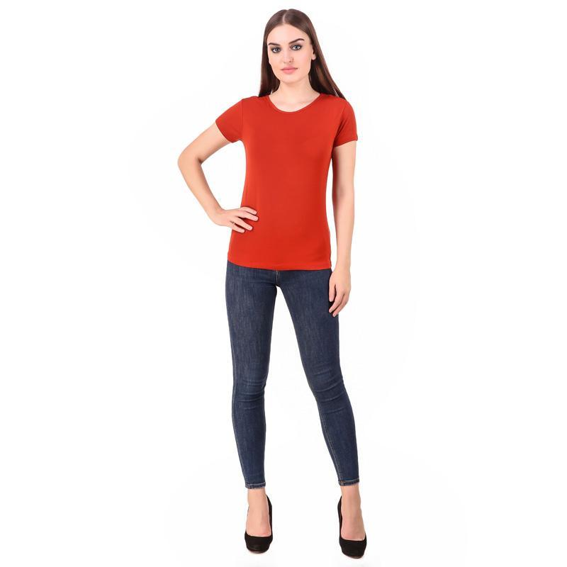 Round Neck Bamboo T-Shirt