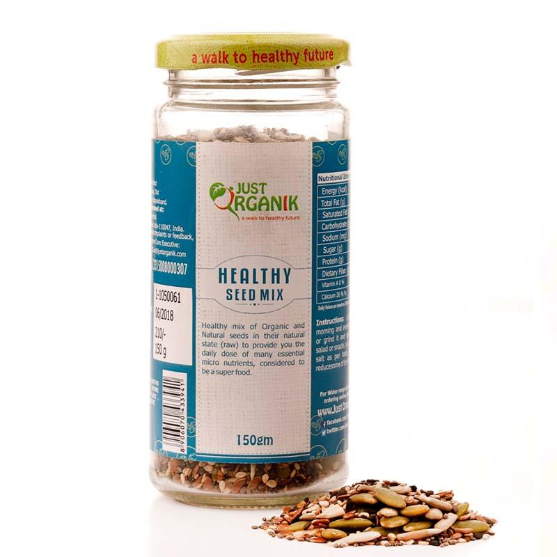 Organic Healthy Seed Mix Snack