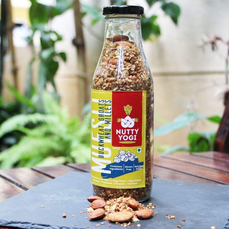 Buckwheat Groats & Millets Muesli