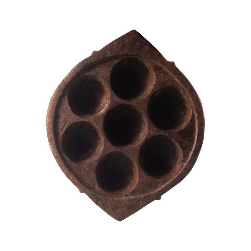 Soapstone Paddu Pan