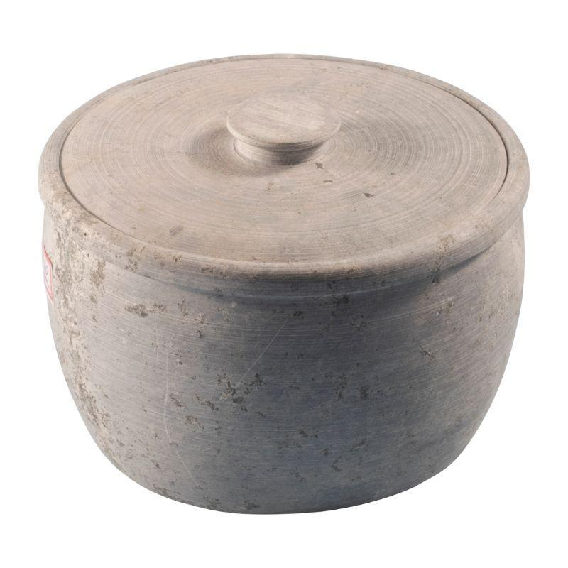 Soapstone Storage Jar