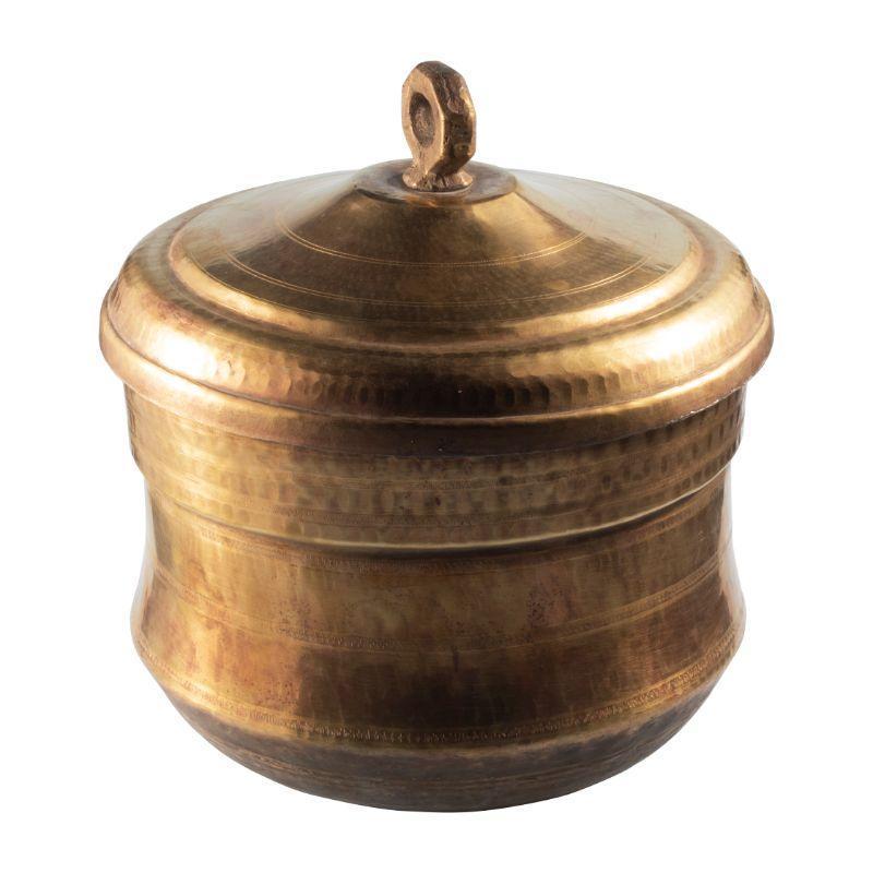 Brass Idli Vessel