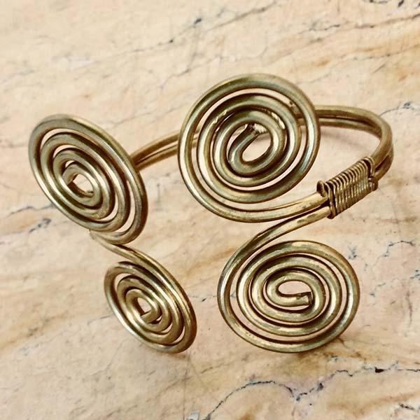 Brass Mortin Bracelet
