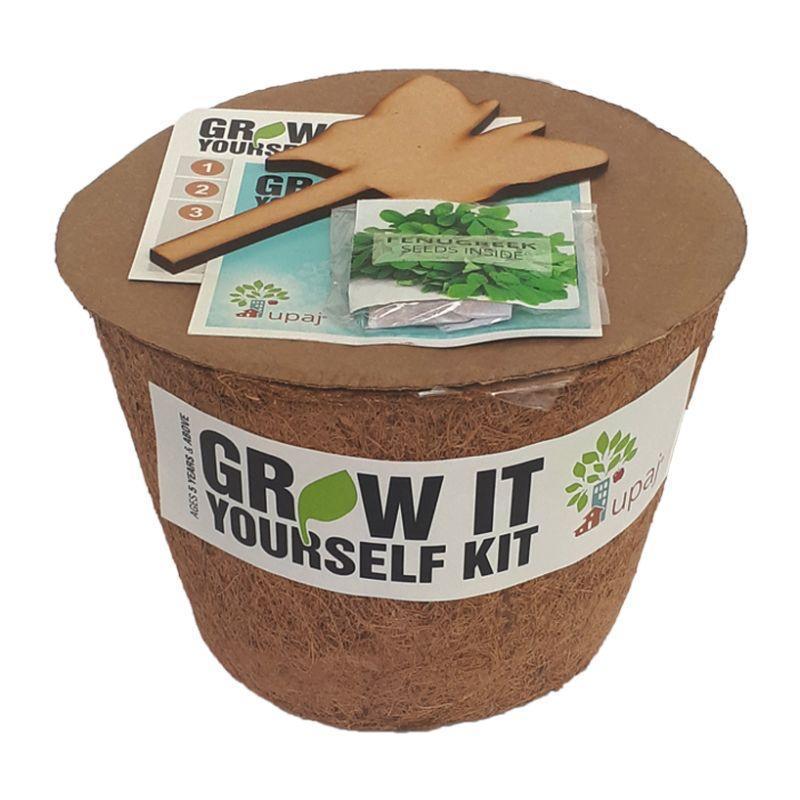 Grow it Yourself Large Fenugreek Kit