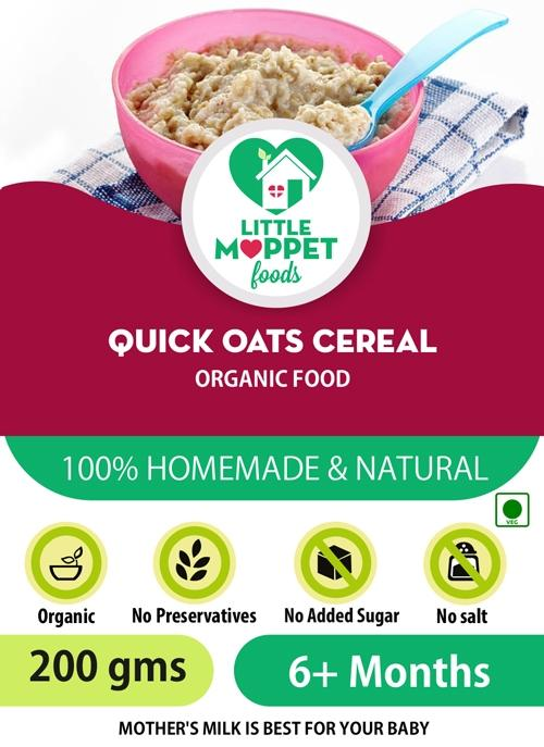 Quick Oats Cereal