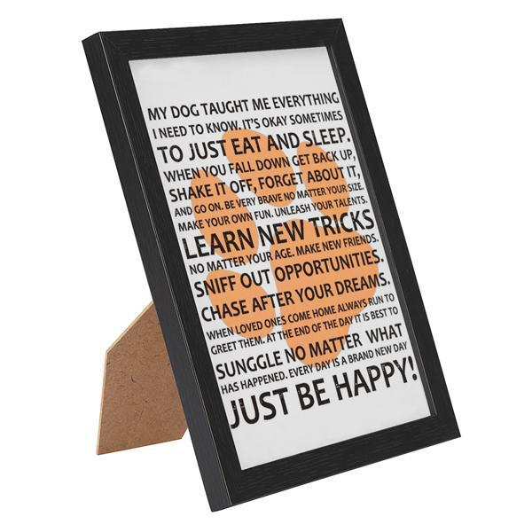Motivational Table-Top Frame