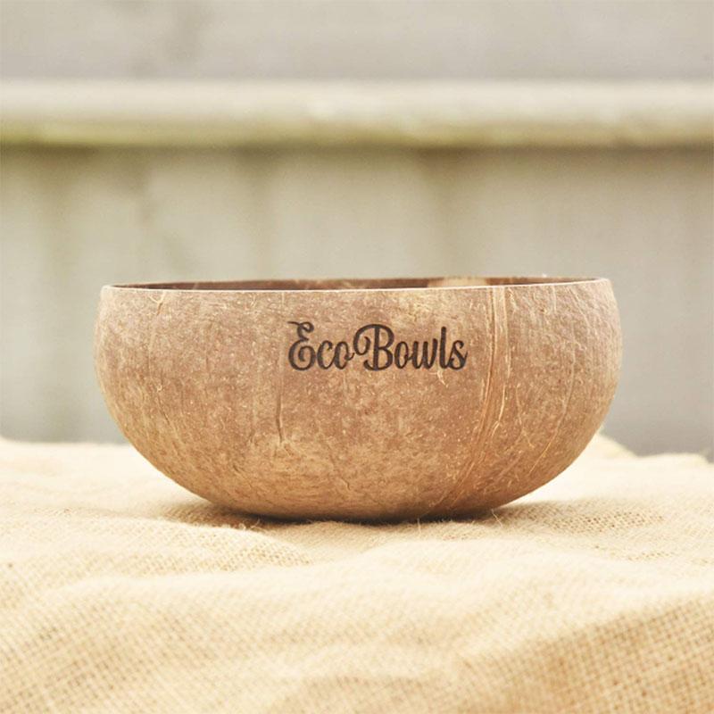 Jumbo Natural Coconut Shell Combo
