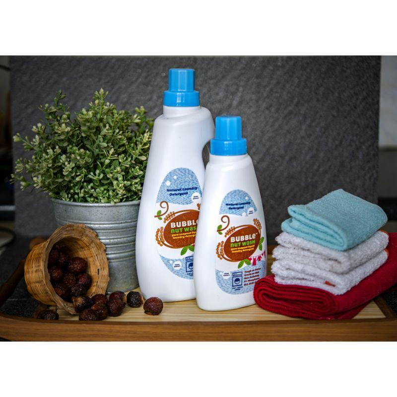Natural Soapnut Laundry Detergent