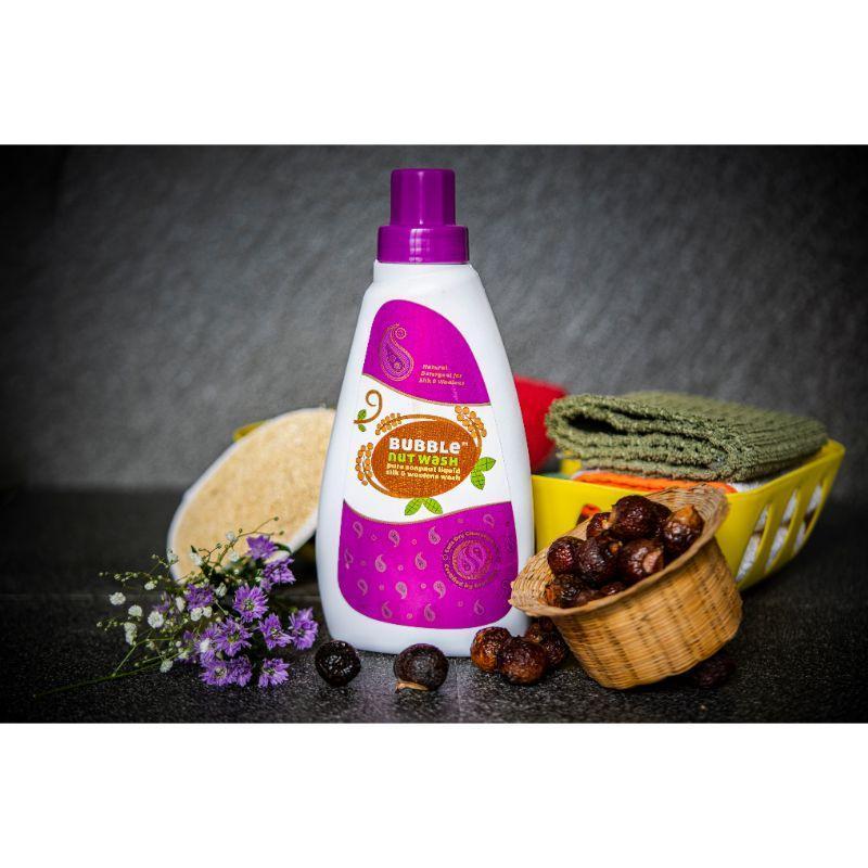 Natural Soapnut Liquid Silk & Woollen Wash