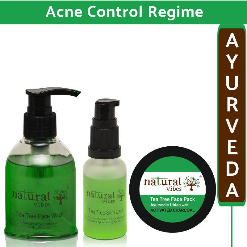 Ayurvedic Acne Control Combo
