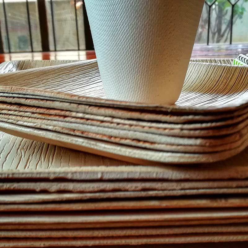 Compostable Areca Leaf Tableware