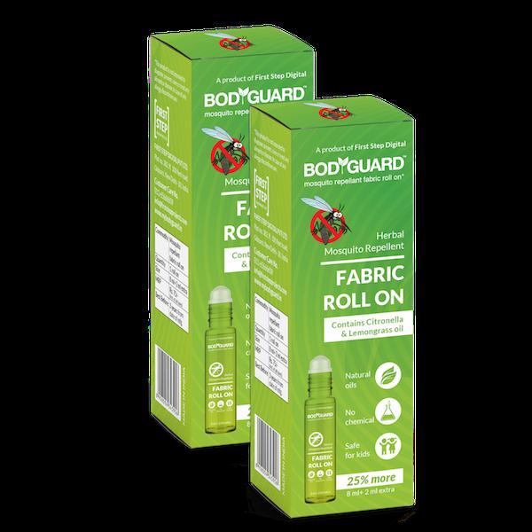 Fabric Roll-On Mosquito Repellent