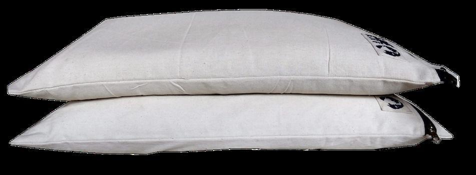 Pillow with Rice Husk Filling