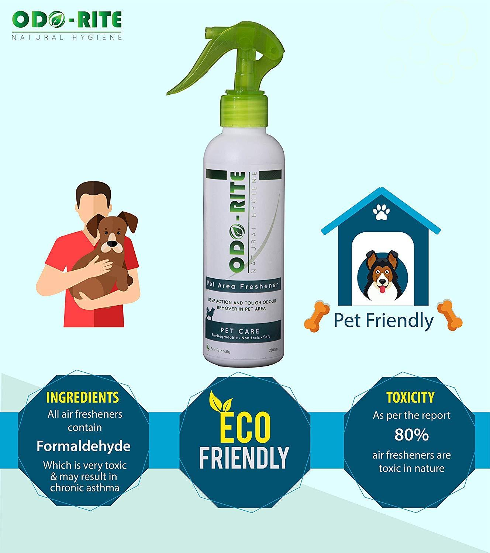 Pet Area Freshener & Odour Remover