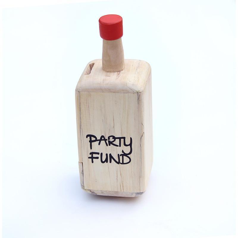 Bottle Shaped Piggy Bank
