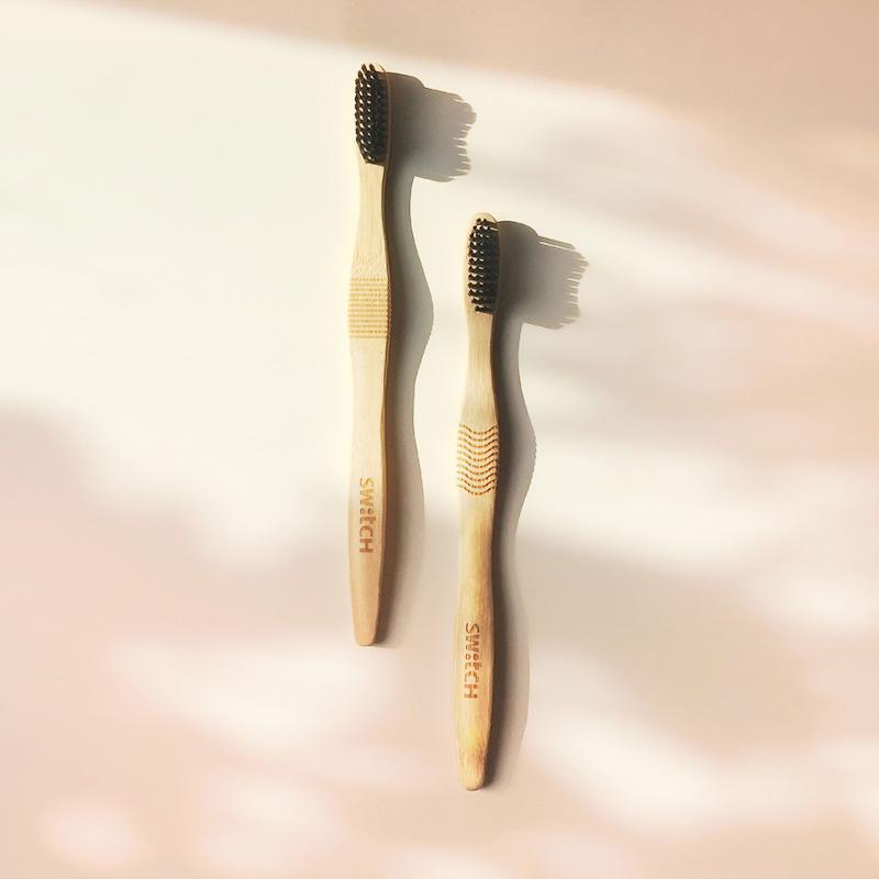 BAM! Bamboo Charcoal-Infused Toothbrush