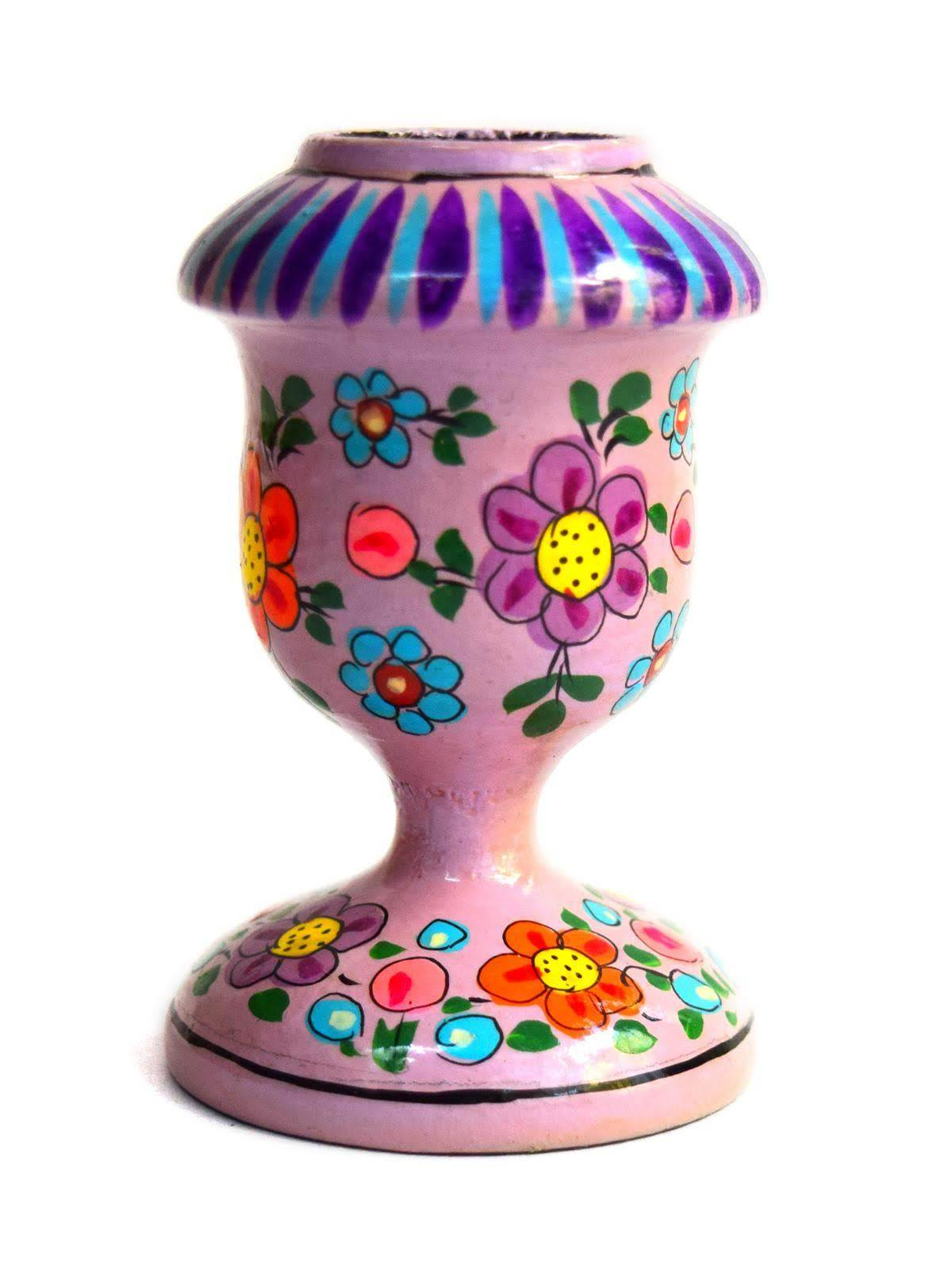 Decorative Wooden Candle Stands