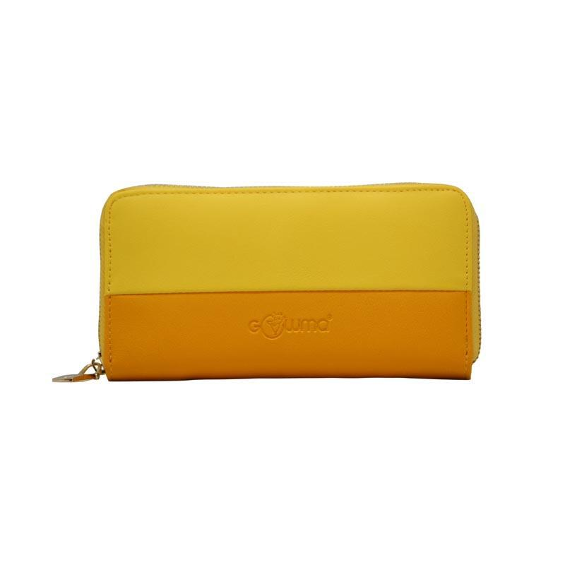 Vegan Yellow Clutch