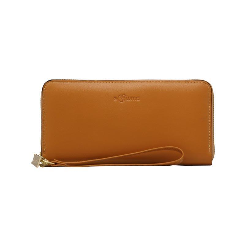Vegan Brown Clutch