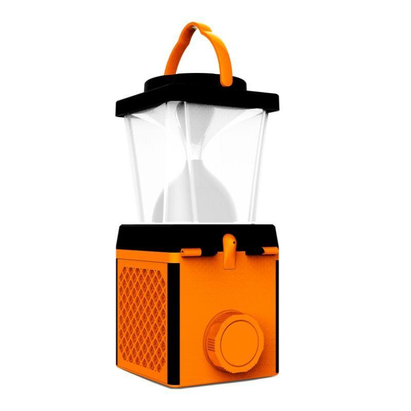 Electricity- Free Portable Salt Lamp